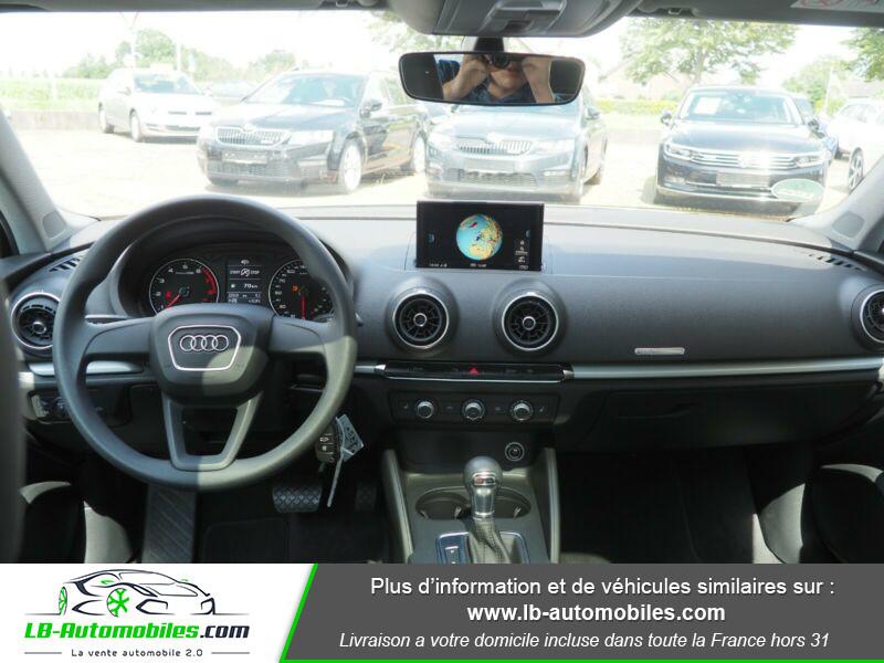 Audi A3 1.5 TFSI 150 Blanc occasion à Beaupuy - photo n°2