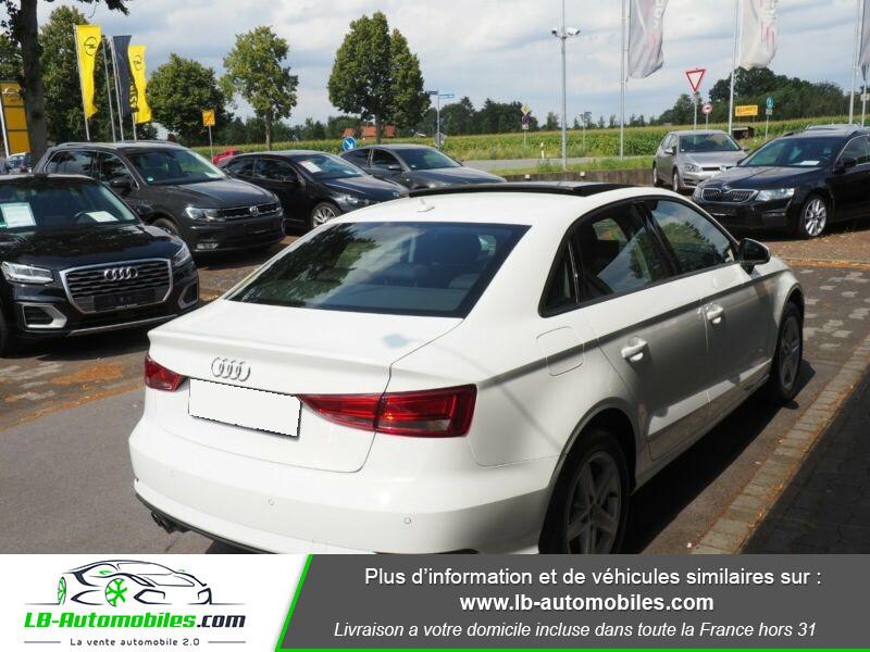 Audi A3 1.5 TFSI 150 Blanc occasion à Beaupuy - photo n°3