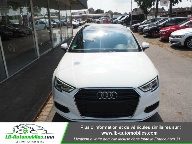 Audi A3 1.5 TFSI 150 Blanc occasion à Beaupuy - photo n°9
