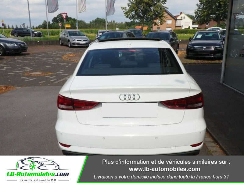 Audi A3 1.5 TFSI 150 Blanc occasion à Beaupuy - photo n°10