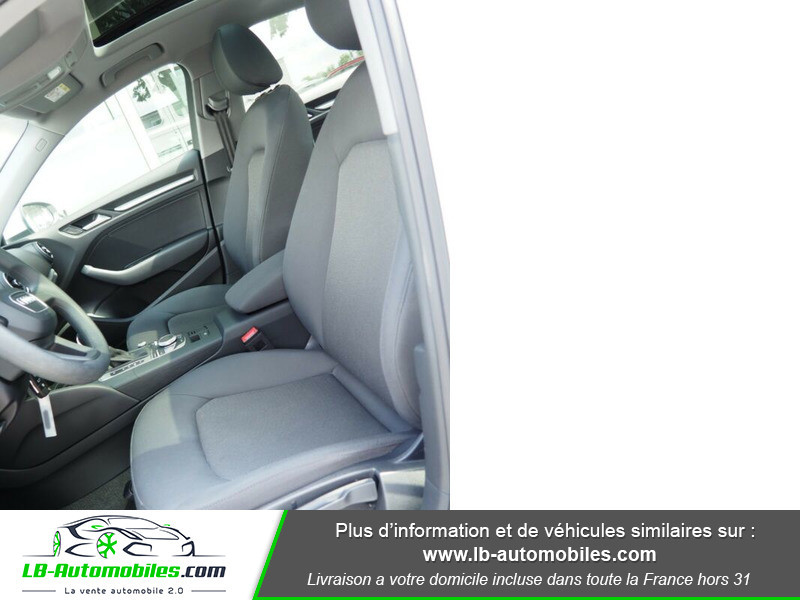 Audi A3 1.5 TFSI 150 Blanc occasion à Beaupuy - photo n°4