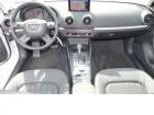 Audi A3 1.6 TDI 110 ch Blanc à Beaupuy 31