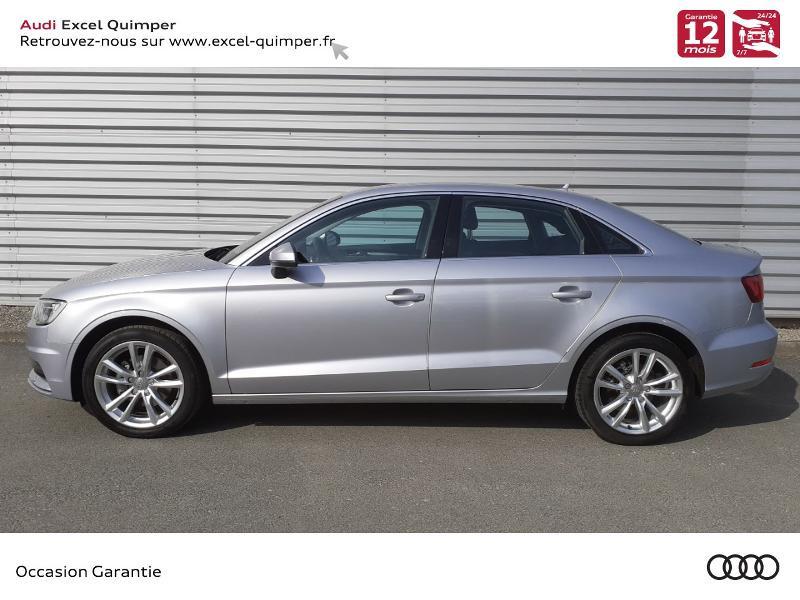 Audi A3 1.6 TDI 110ch FAP Advanced Argent occasion à Quimper - photo n°3
