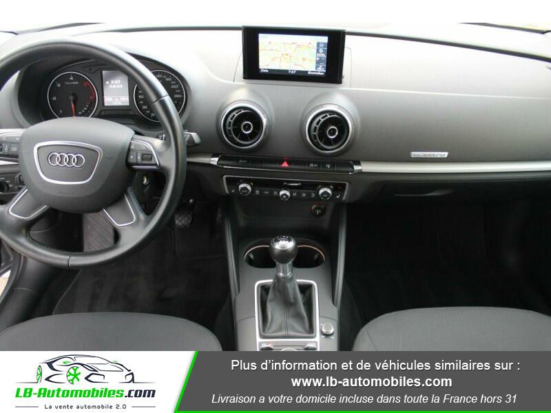 Audi A3 2.0 TDI 150 / Quattro Argent occasion à Beaupuy - photo n°2