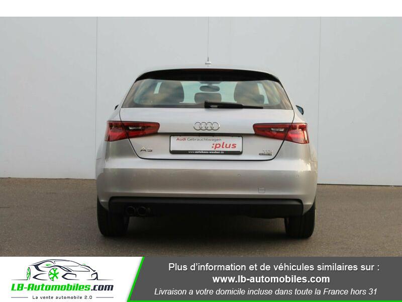 Audi A3 2.0 TDI 150 / Quattro Argent occasion à Beaupuy - photo n°10