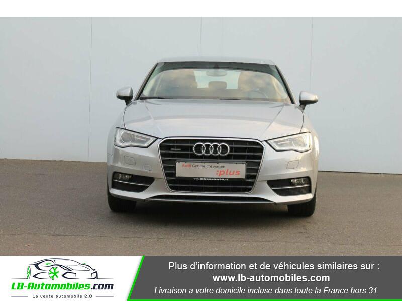 Audi A3 2.0 TDI 150 / Quattro Argent occasion à Beaupuy - photo n°8