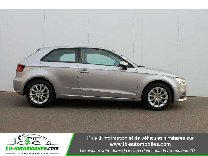 Audi A3 2.0 TDI 150 / Quattro Argent occasion à Beaupuy - photo n°9