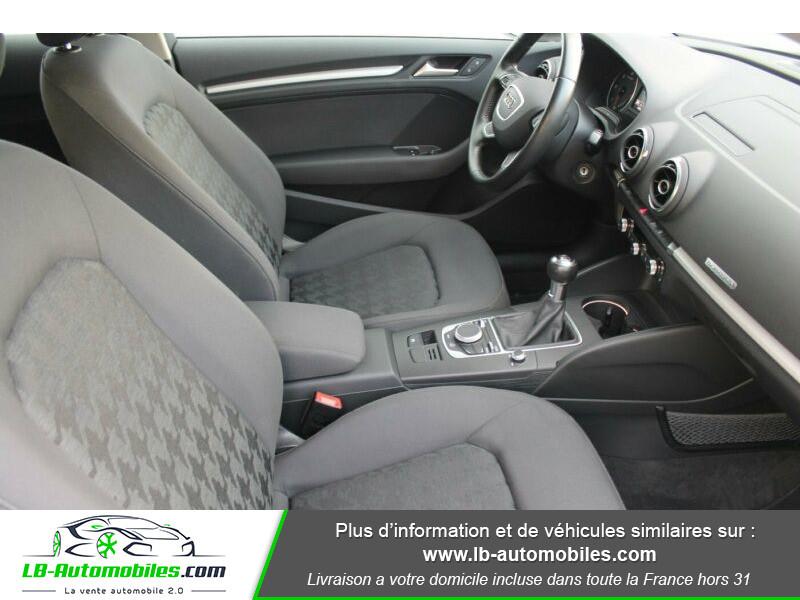 Audi A3 2.0 TDI 150 / Quattro Argent occasion à Beaupuy - photo n°4