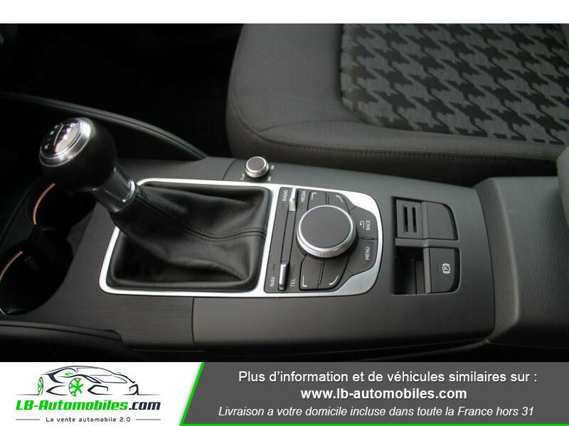 Audi A3 2.0 TDI 150 / Quattro Argent occasion à Beaupuy - photo n°5