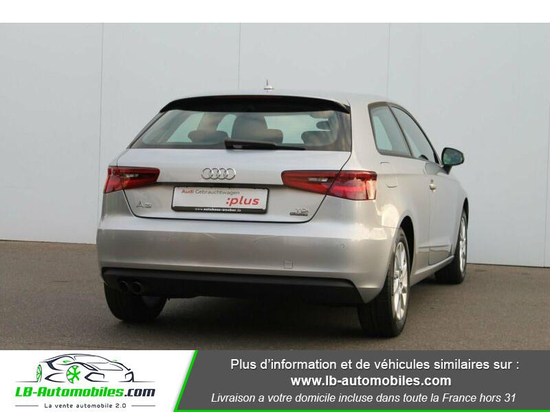 Audi A3 2.0 TDI 150 / Quattro Argent occasion à Beaupuy - photo n°3