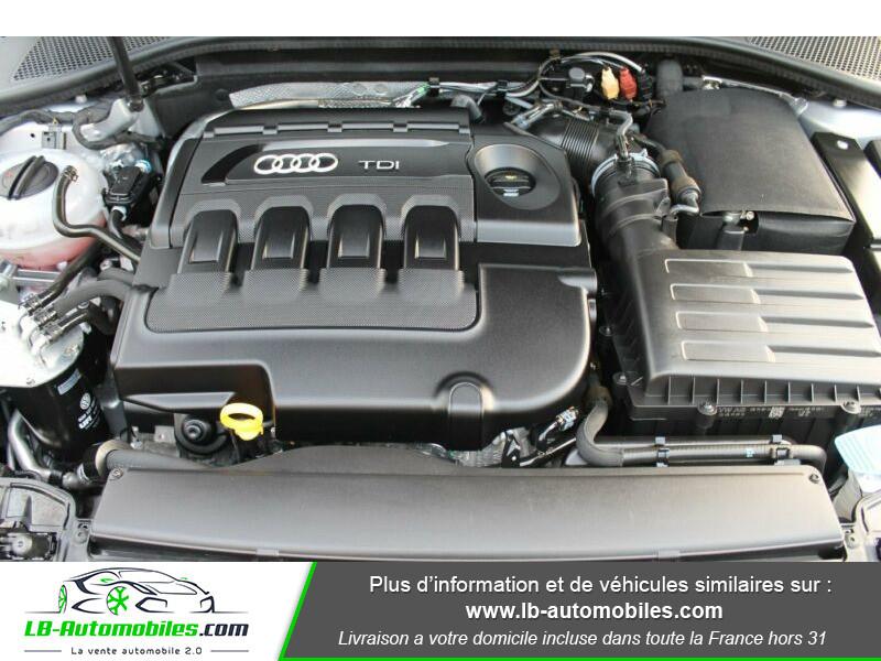 Audi A3 2.0 TDI 150 / Quattro Argent occasion à Beaupuy - photo n°12