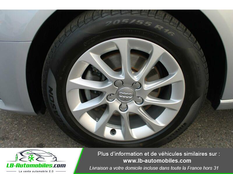 Audi A3 2.0 TDI 150 / Quattro Argent occasion à Beaupuy - photo n°11
