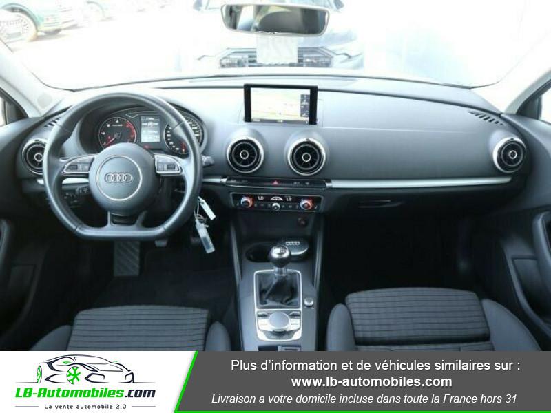 Audi A3 2.0 TDI 150 Blanc occasion à Beaupuy - photo n°2