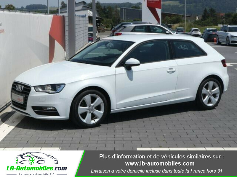 Audi A3 2.0 TDI 150 Blanc occasion à Beaupuy
