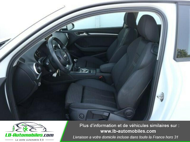 Audi A3 2.0 TDI 150 Blanc occasion à Beaupuy - photo n°6