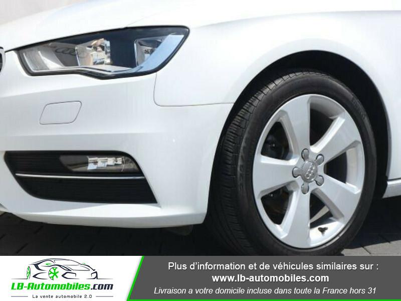Audi A3 2.0 TDI 150 Blanc occasion à Beaupuy - photo n°10