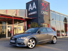 Audi A3 2.0 TDI 150ch FAP Ambition Gris à Castelmaurou 31