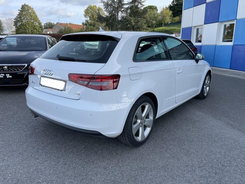 Audi A3 2.0 TDI 150CH FAP AMBITION  occasion à Albi - photo n°7