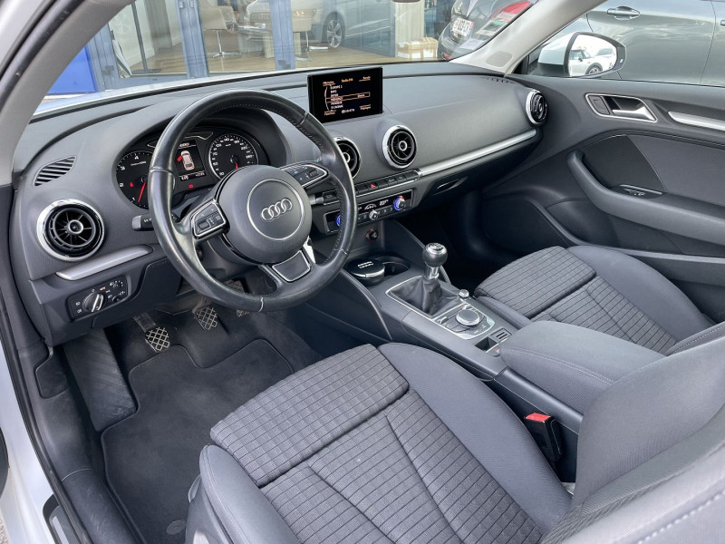 Audi A3 2.0 TDI 150CH FAP AMBITION  occasion à Albi - photo n°8
