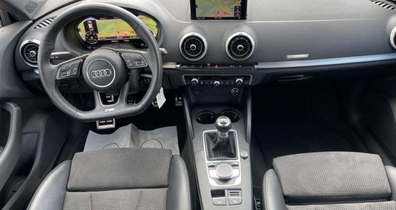 Audi A3 2.0 TDI 150ch S LINE - Virtual / Park pilote - 324/Mois Rouge occasion à SELESTAT - photo n°7