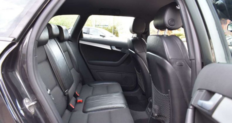 Audi A3 2.0TDi Gris occasion à Ingelmunster - photo n°7