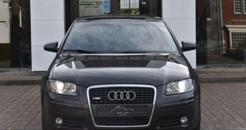Audi A3 2.0TDi Gris occasion à Ingelmunster - photo n°2