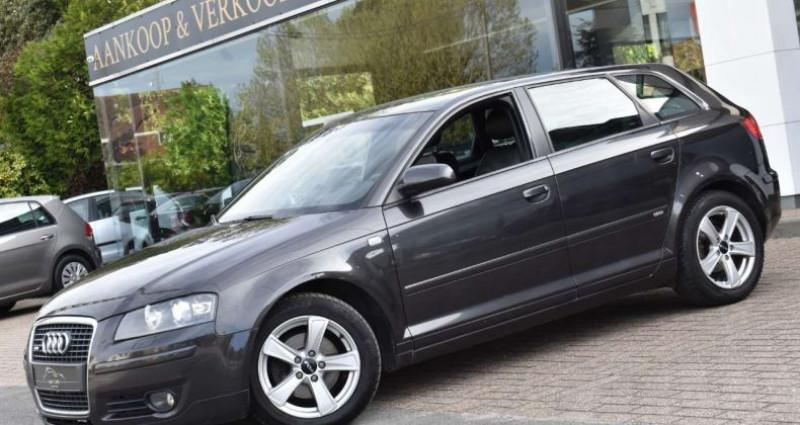 Audi A3 2.0TDi Gris occasion à Ingelmunster