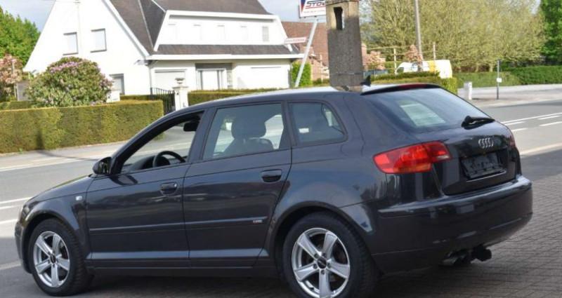 Audi A3 2.0TDi Gris occasion à Ingelmunster - photo n°4