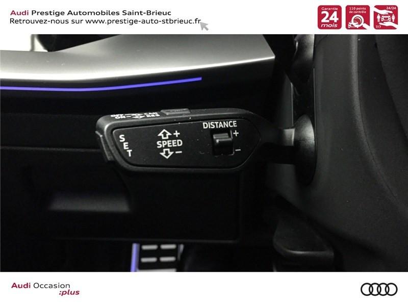 Audi A3 35 TFSI MILD HYBRID 150 S TRONIC 7  occasion à Saint-Brieuc - photo n°15