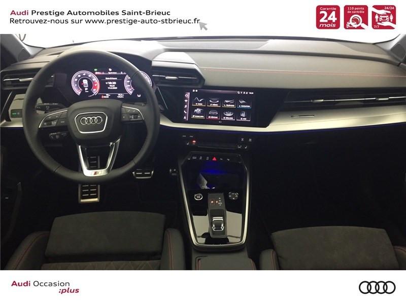 Audi A3 35 TFSI MILD HYBRID 150 S TRONIC 7  occasion à Saint-Brieuc - photo n°7