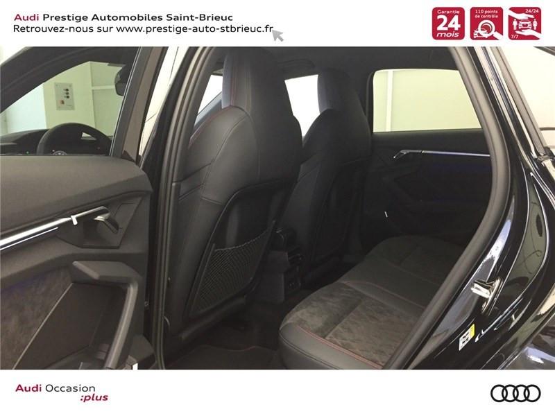 Audi A3 35 TFSI MILD HYBRID 150 S TRONIC 7  occasion à Saint-Brieuc - photo n°8
