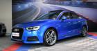 Audi A3 40 TDI 2.0 184cv S-Line S-Tronic Quattro JA18 GPS Bluetooth  Bleu à Sarraltroff 57