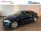 Audi A3 A3 Berline 35 TDI 150 S tronic 7 S Line 4p Bleu à Échirolles 38