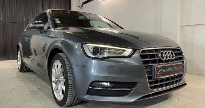 Audi A3 BUSINESS 1.4 tfsi 122 BUSINESS LINE Gris occasion à MONTPELLIER