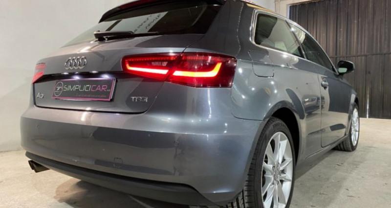 Audi A3 BUSINESS 1.4 tfsi 122 BUSINESS LINE Gris occasion à MONTPELLIER - photo n°5