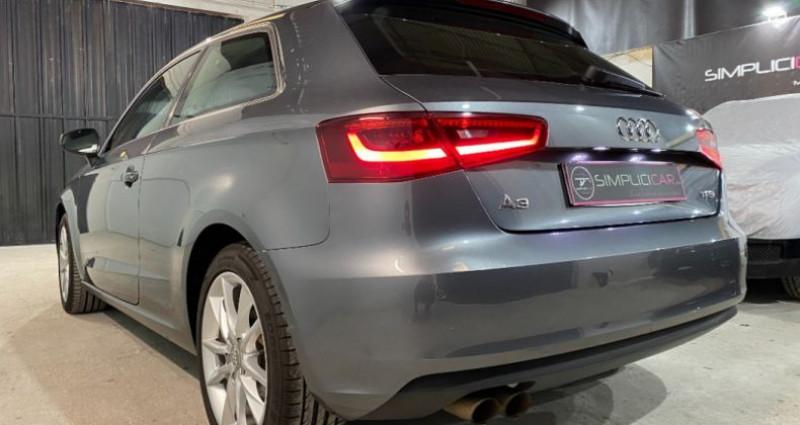 Audi A3 BUSINESS 1.4 tfsi 122 BUSINESS LINE Gris occasion à MONTPELLIER - photo n°3