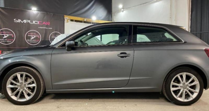 Audi A3 BUSINESS 1.4 tfsi 122 BUSINESS LINE Gris occasion à MONTPELLIER - photo n°7