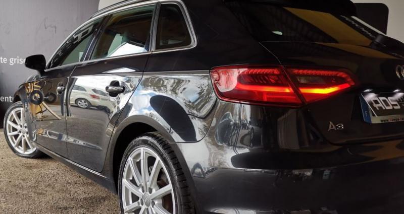 Audi A3 III 1.6 TDI 105ch FAP S Line Noir occasion à Diebling - photo n°3