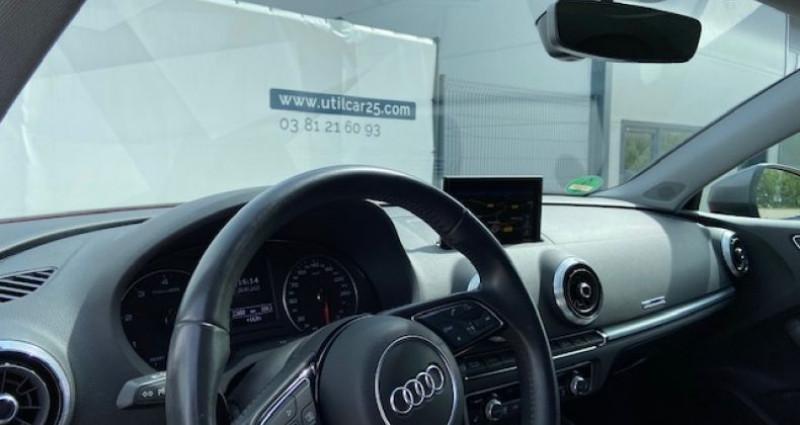 Audi A3 Lim. sport 1.6 TDI 115 CH BVM6  occasion à Tarcenay - photo n°6