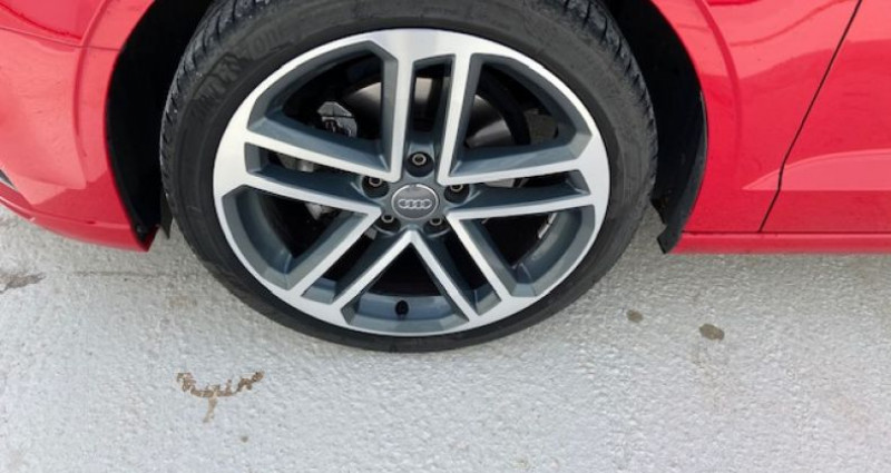 Audi A3 Lim. sport 1.6 TDI 115 CH BVM6  occasion à Tarcenay - photo n°5