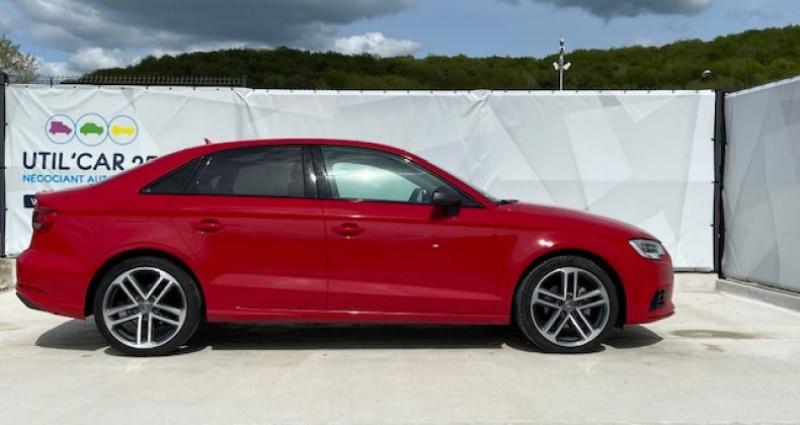 Audi A3 Lim. sport 1.6 TDI 115 CH BVM6  occasion à Tarcenay - photo n°4