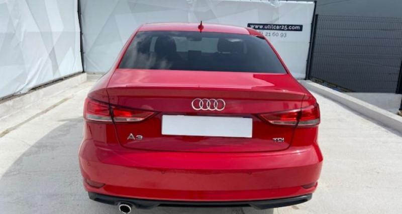 Audi A3 Lim. sport 1.6 TDI 115 CH BVM6  occasion à Tarcenay - photo n°3