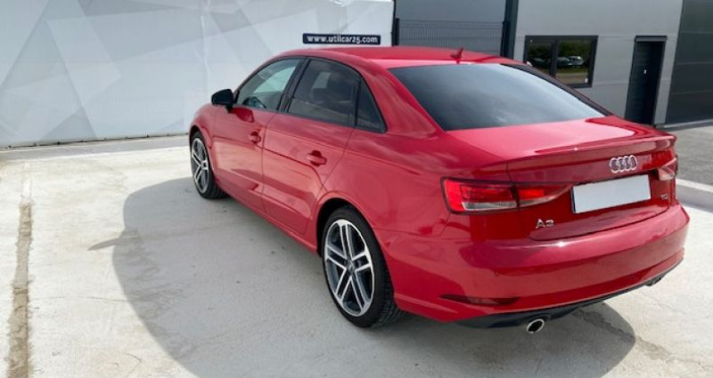 Audi A3 Lim. sport 1.6 TDI 115 CH BVM6  occasion à Tarcenay - photo n°2