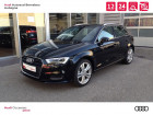 Audi A3 SB TFSI 150 DESIGN S TRONIC Noir à Aubagne 13