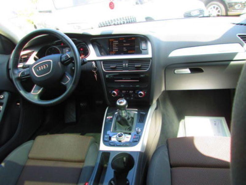 Audi A4 Allroad 2.0 TDI 150 Argent occasion à Beaupuy - photo n°2