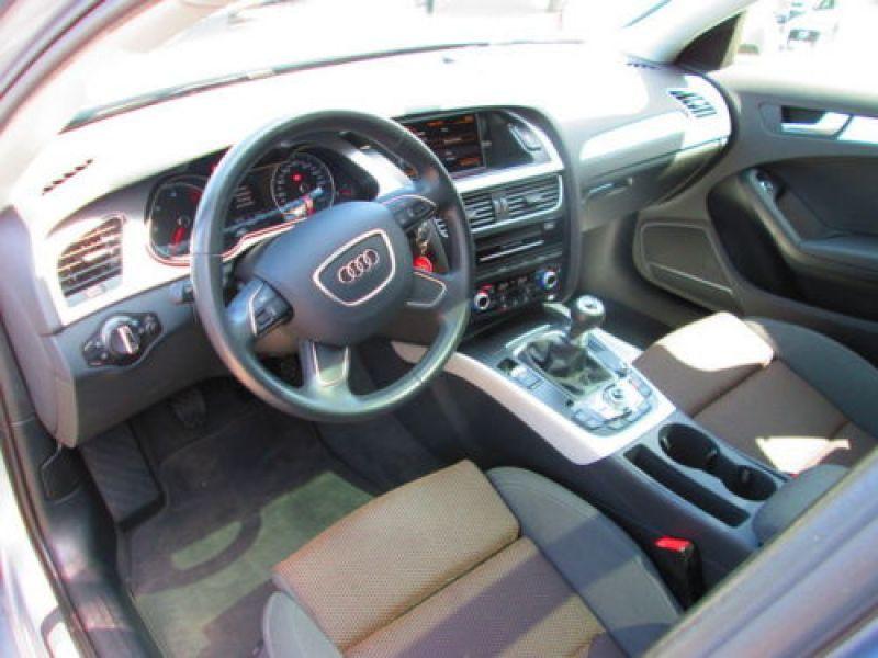 Audi A4 Allroad 2.0 TDI 150 Argent occasion à Beaupuy - photo n°6
