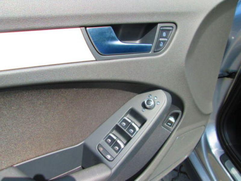 Audi A4 Allroad 2.0 TDI 150 Argent occasion à Beaupuy - photo n°8