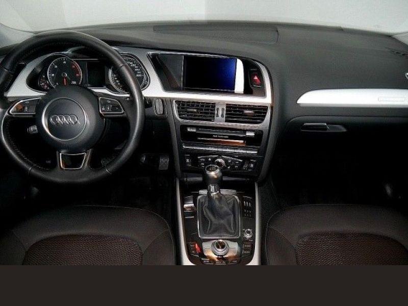 Audi A4 Allroad 2.0 TDI 150 Noir occasion à Beaupuy - photo n°2