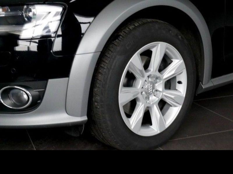 Audi A4 Allroad 2.0 TDI 150 Noir occasion à Beaupuy - photo n°9