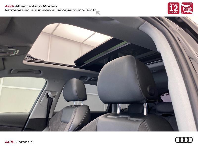 Audi A4 Allroad 2.0 TDI 163ch Design Luxe quattro S tronic 7 Noir occasion à Saint-Martin-des-Champs - photo n°14
